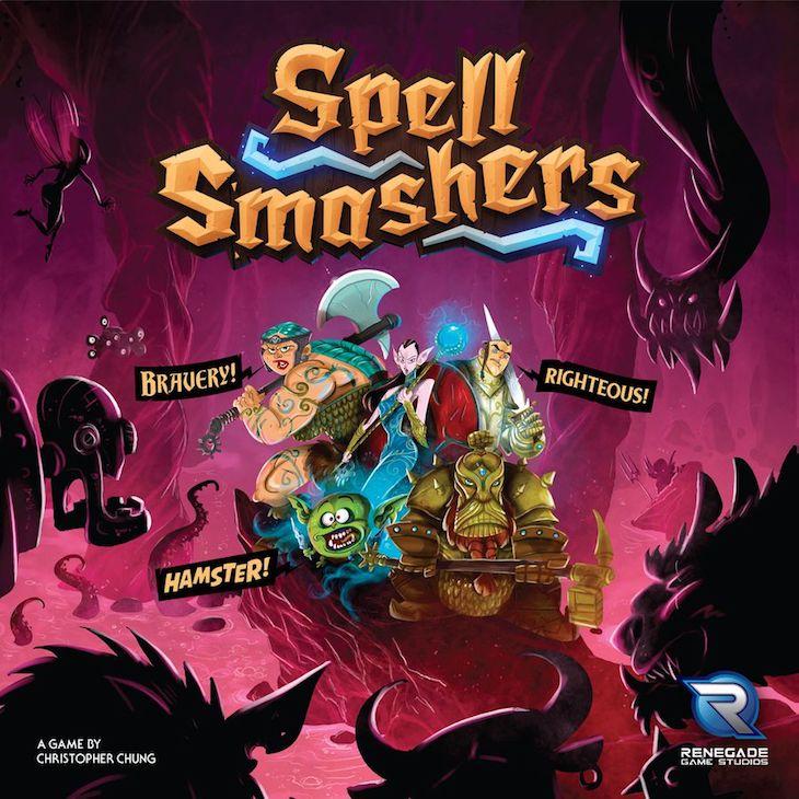 Spell Smashers cover