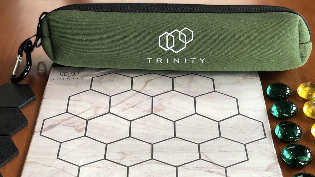 Trinity review header