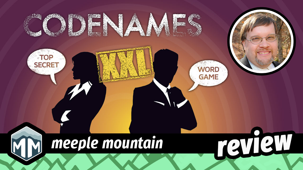 Codenames XXL Review – The Perfect Holiday Game image