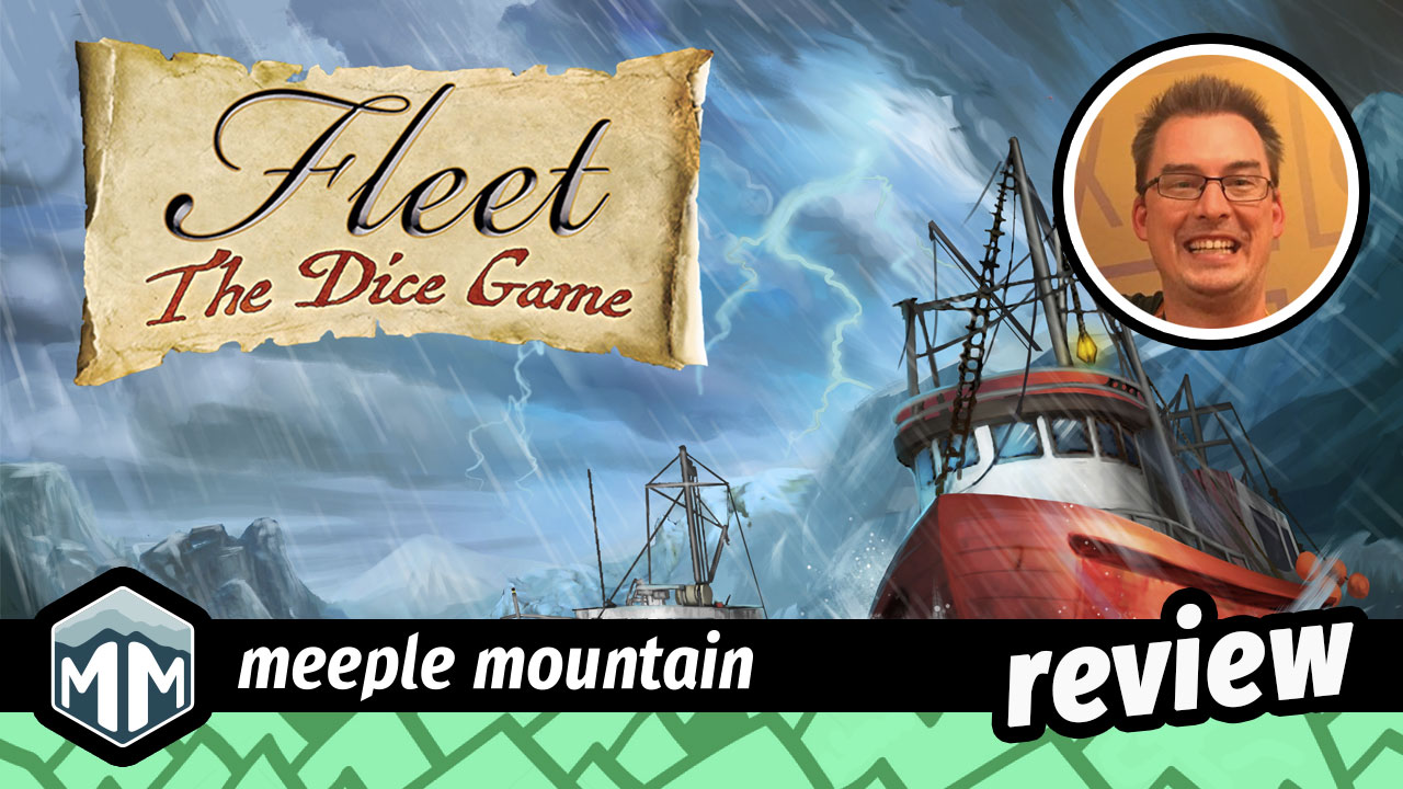 Fleet: The Dice Game Review- Rolling in the Deep image