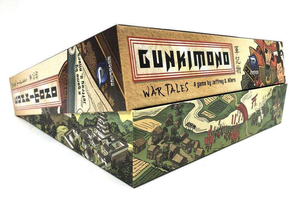 Gunkimono box corner