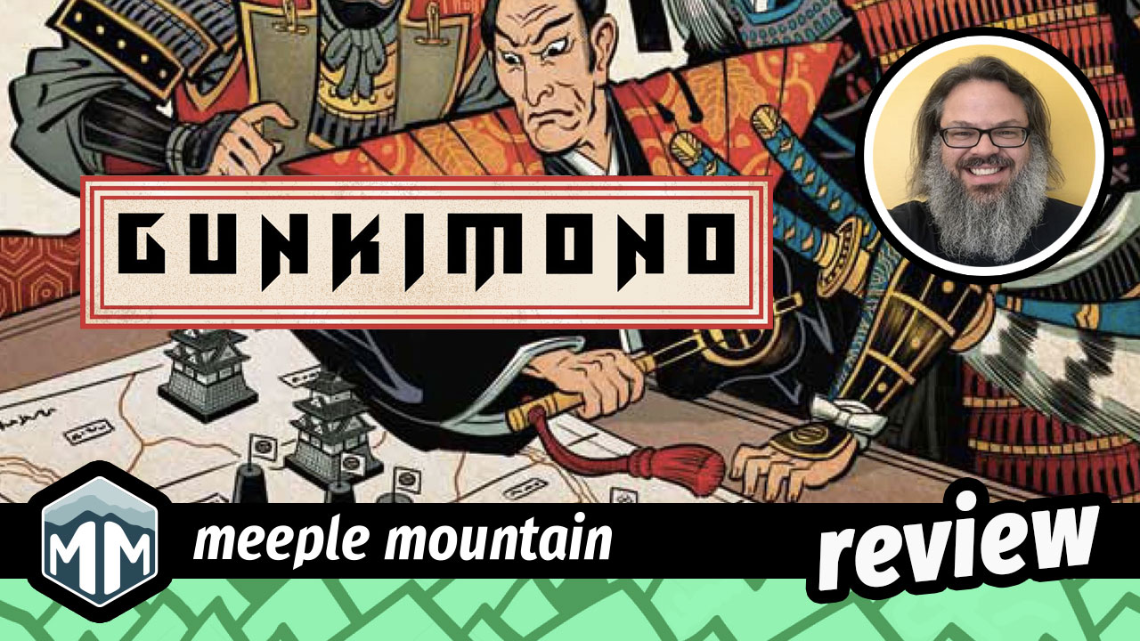 Gunkimono Review – Samurai Stacking Skirmishes image