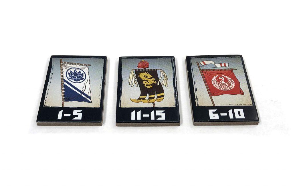 Gunkimono war banners