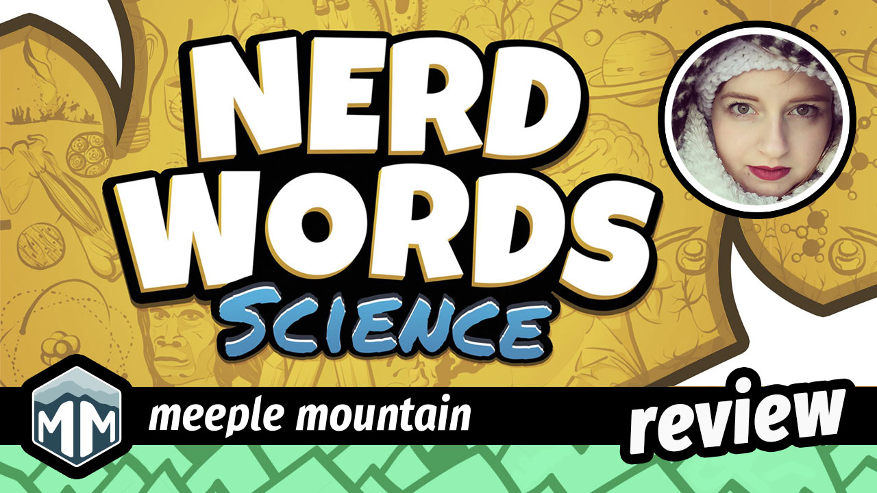 Nerd Words Science Review image