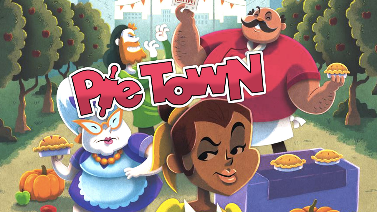 Pie Town review header