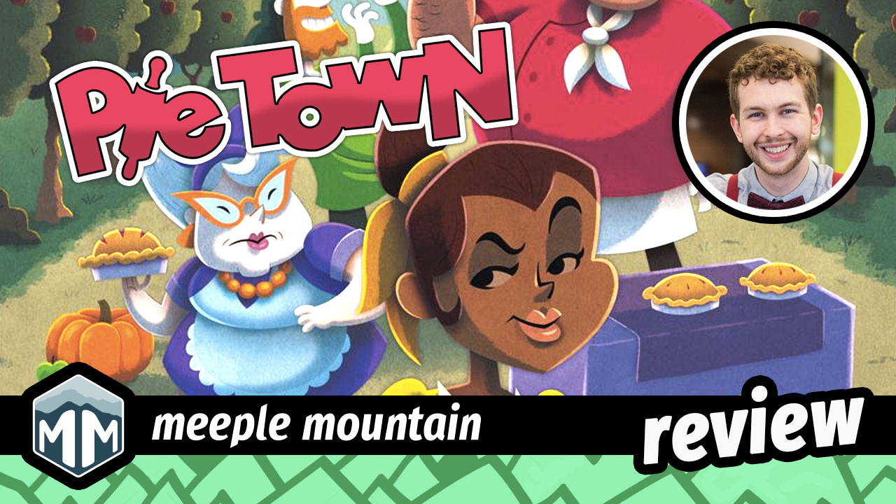 Pie Town Review…Deceptively Delicious Dice Placement image