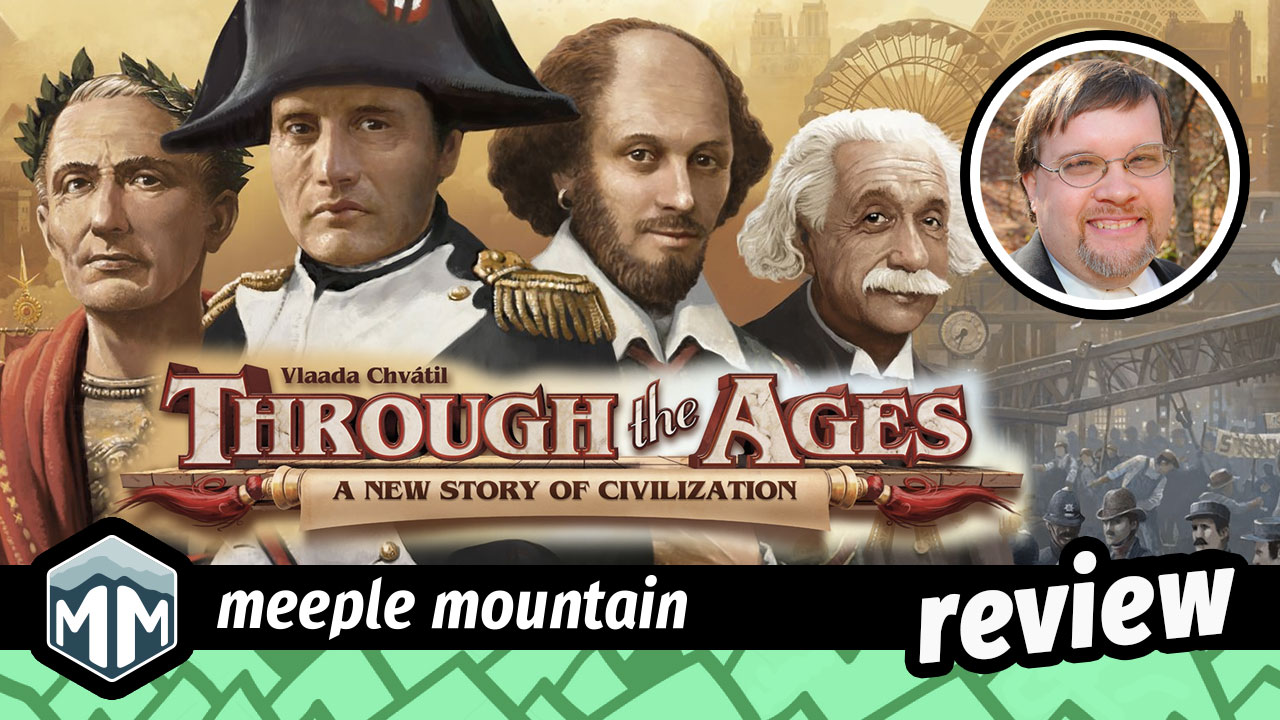 Through the Ages: A New Story of Civilization Review – History is Written by the Victors image