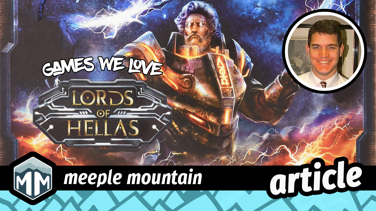 Games We Love: Lords of Hellas? Hell yes! image