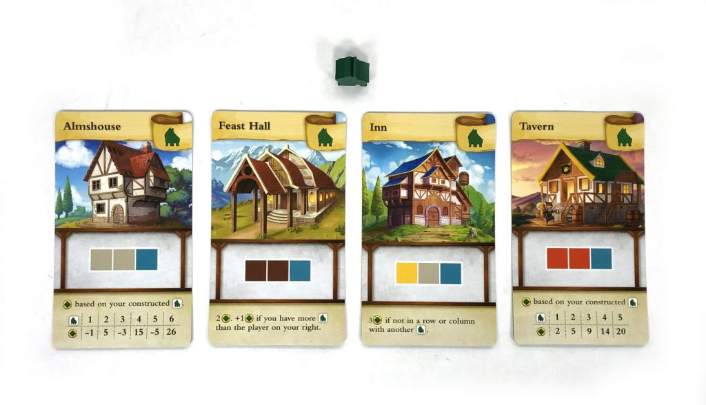 Tiny Towns Tavern cards