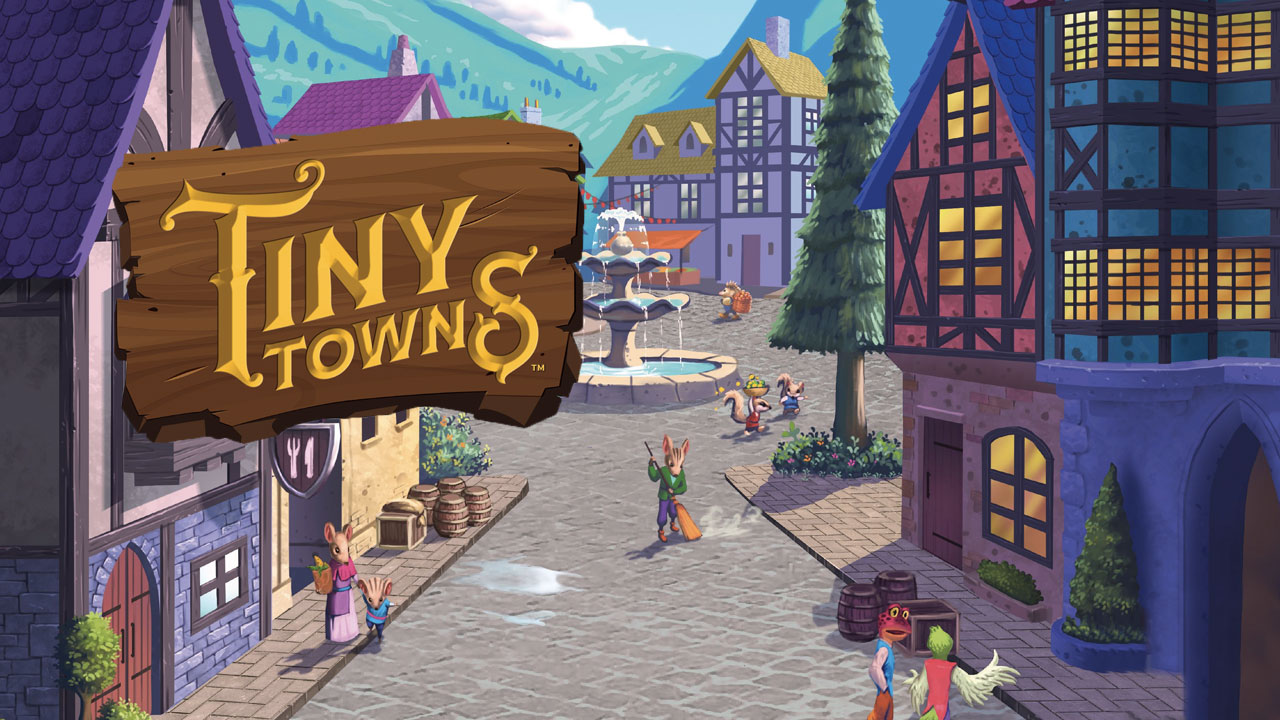 Tiny Towns review header