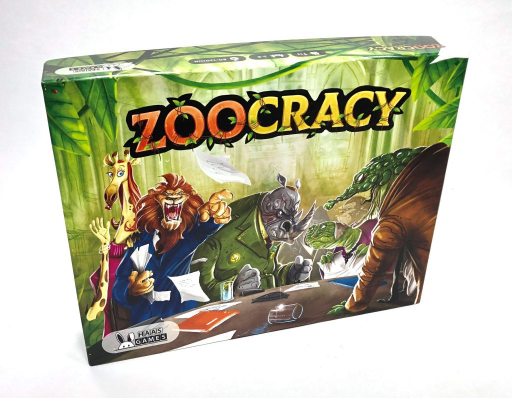 Zoocracry cover