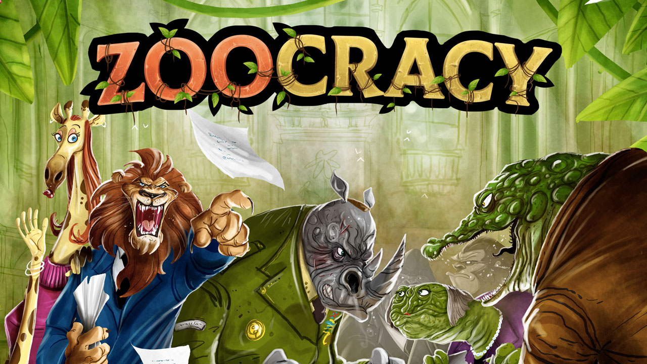 Zoocracy review header