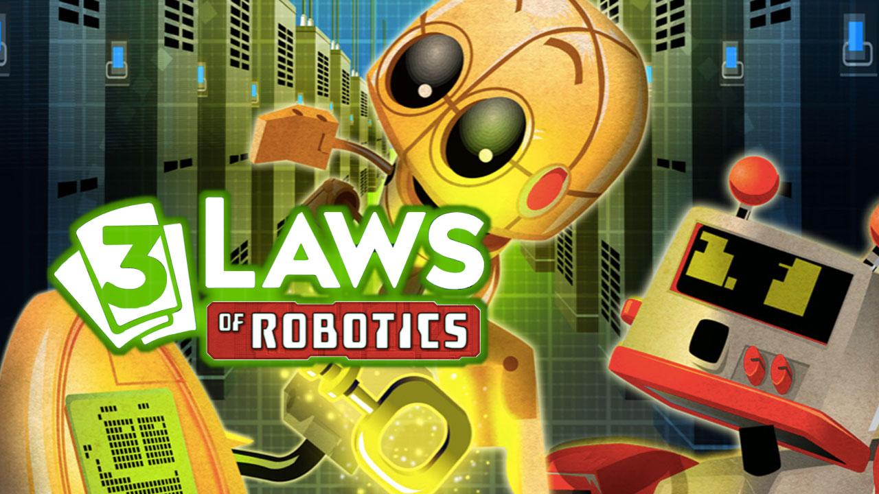 3 Laws of Robotics Review header