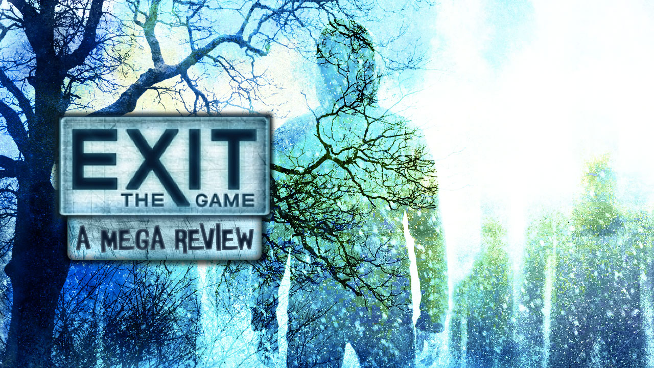 EXIT THE GAME mega review header