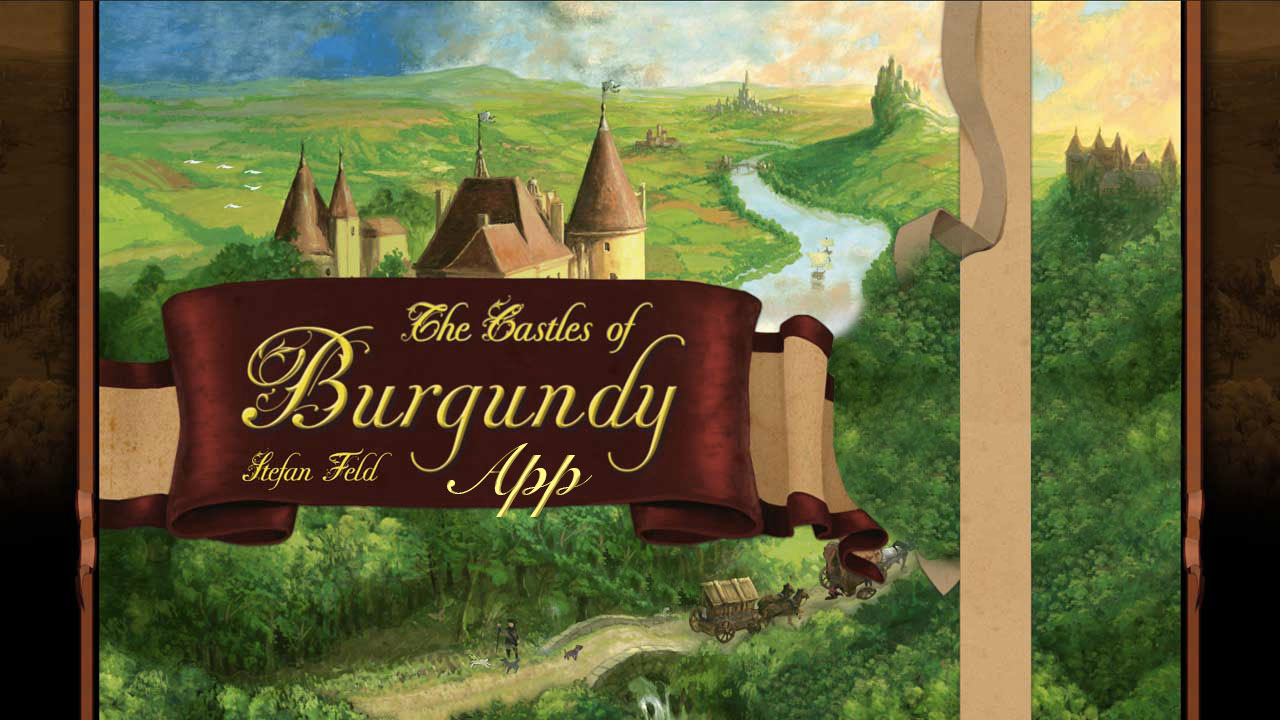 The Castles of Burgundy Android App Review header