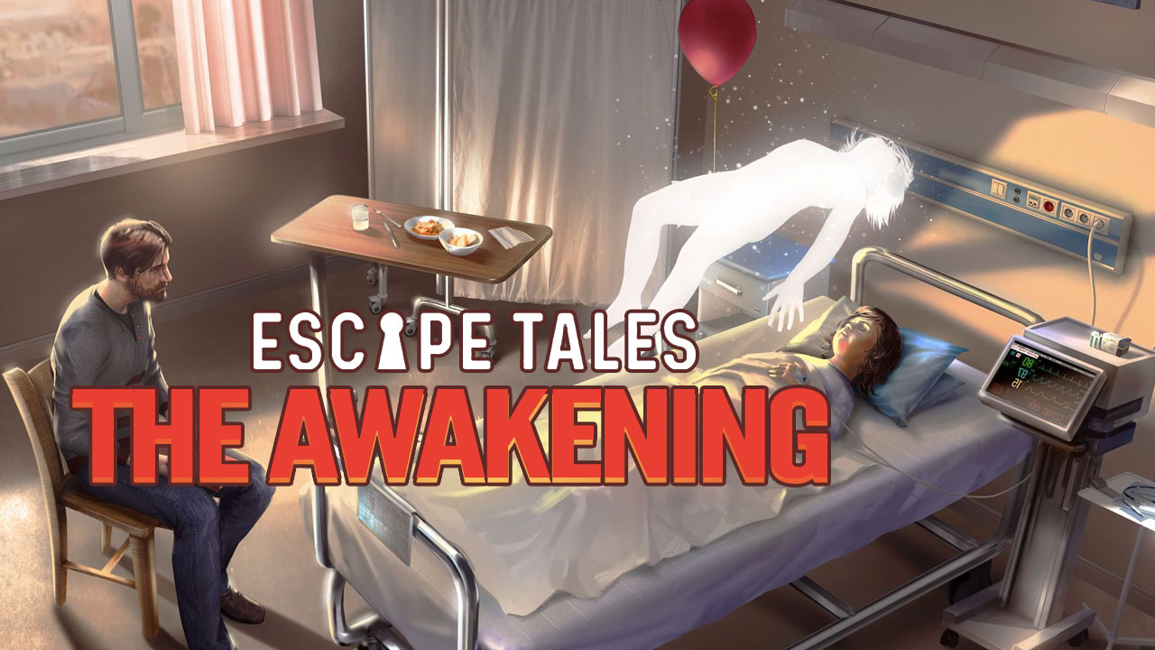 Escape Tales: The Awakening Review header