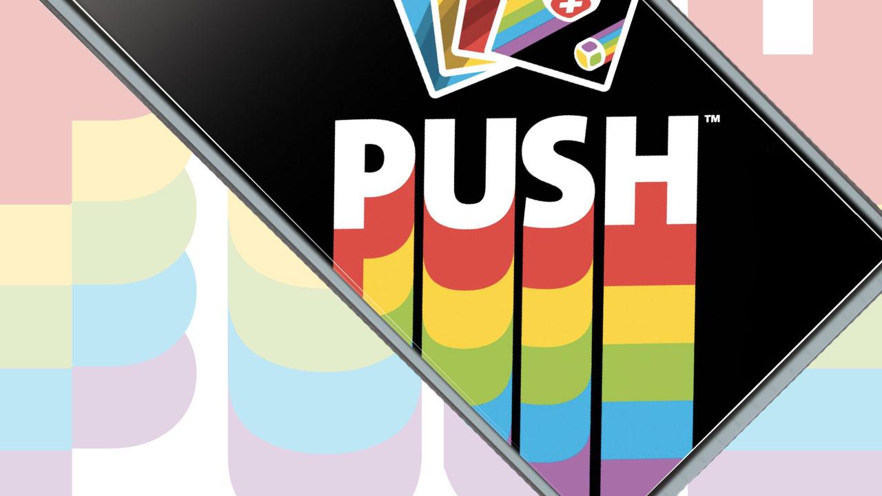 PUSH Review header