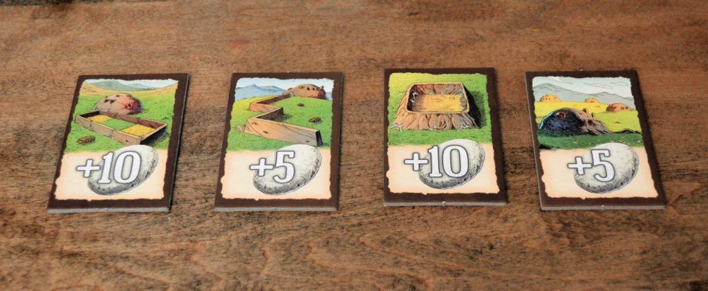 Silk bonus cards