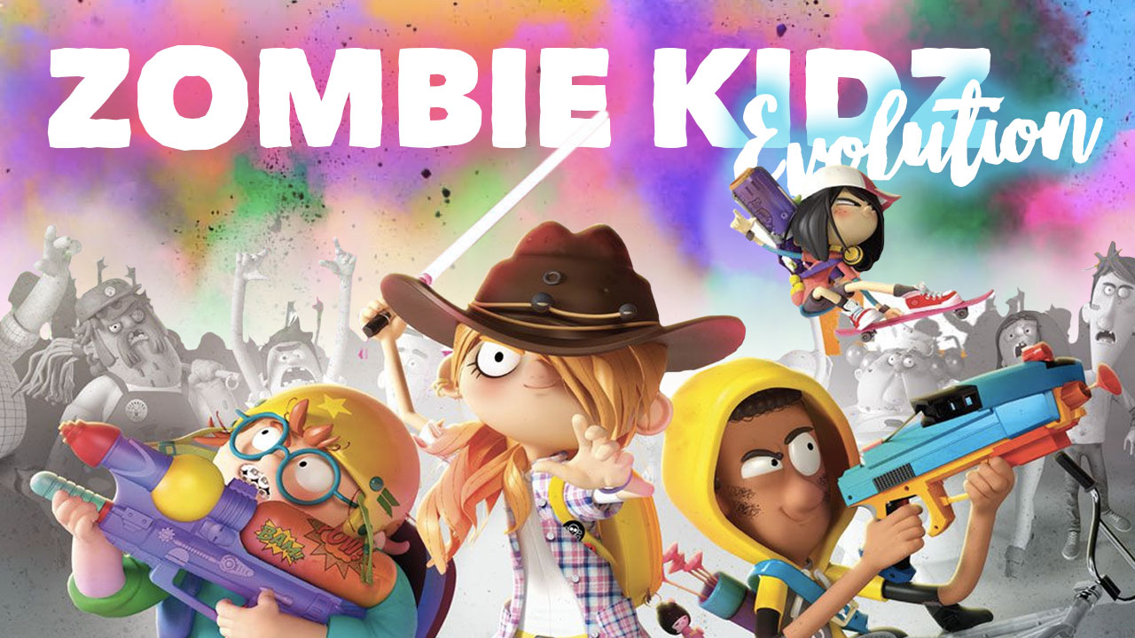 Zombie Kidz Evolution Review header