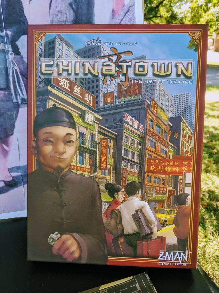 Chinatown Boxart