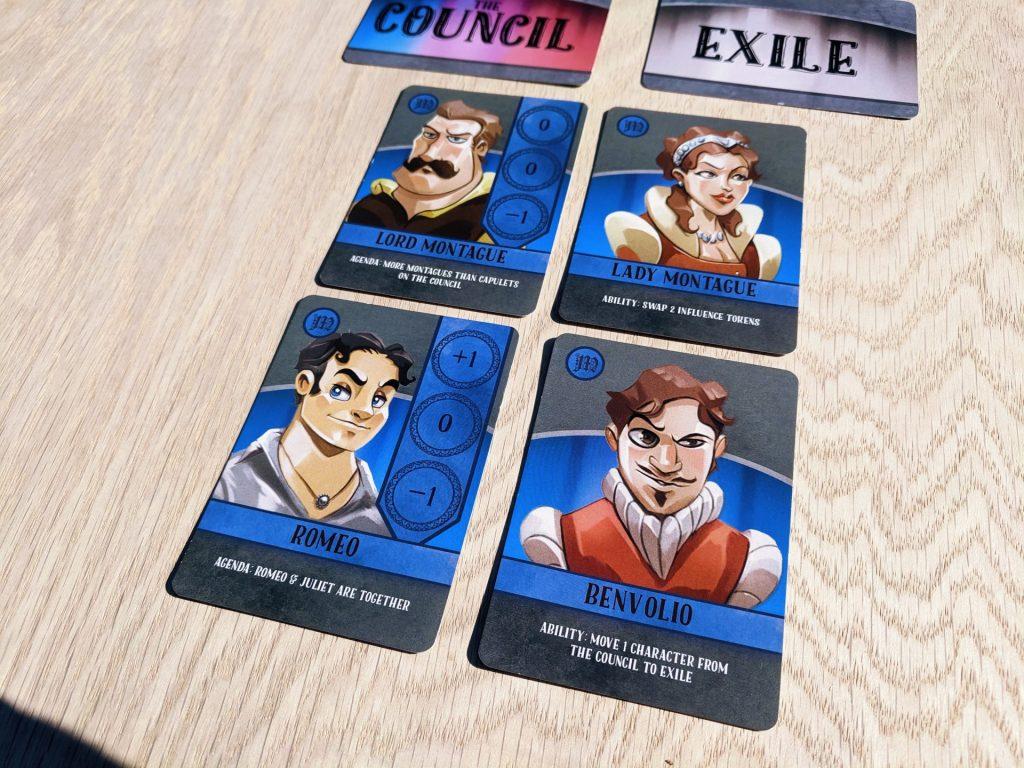 Montague cards