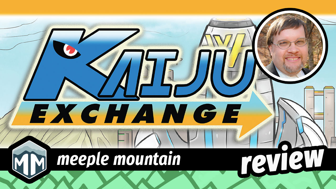 Kaiju Exchange Review You Knew Those Tentacles Would Come