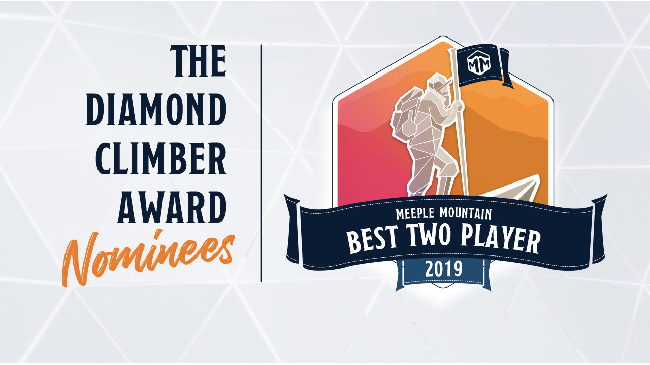 2019 - Best Two Player Game Nominees header