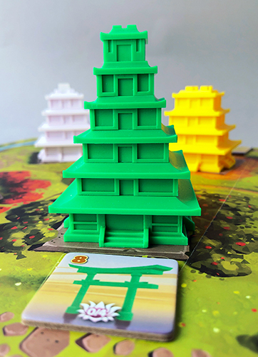 Completed Pagoda