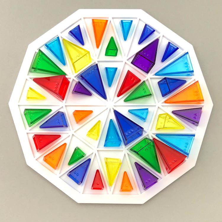 Color Wheel setup