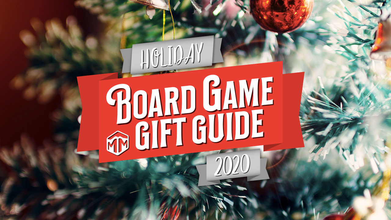 2020 Holiday Board Game Gift Guide Meeple Mountain