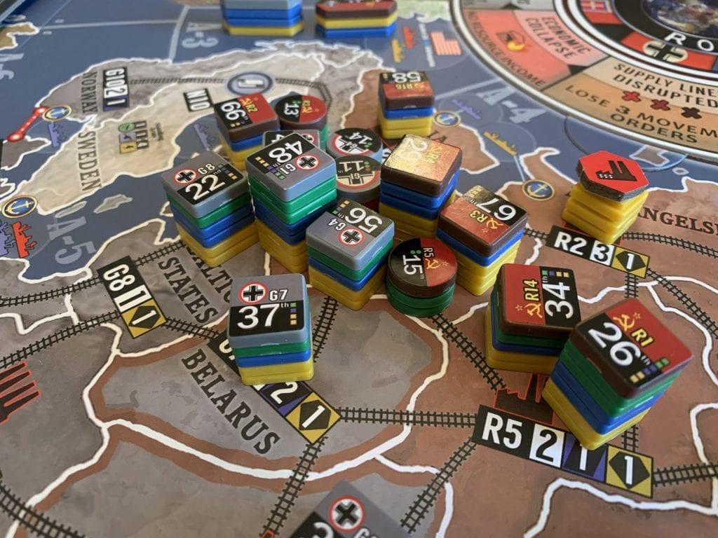 War Room Eastern Front